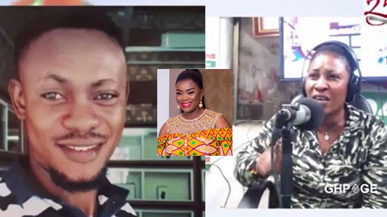 Akua GMB's bro accused of duping a lady 8,000 in the name of marriage responds(Video)