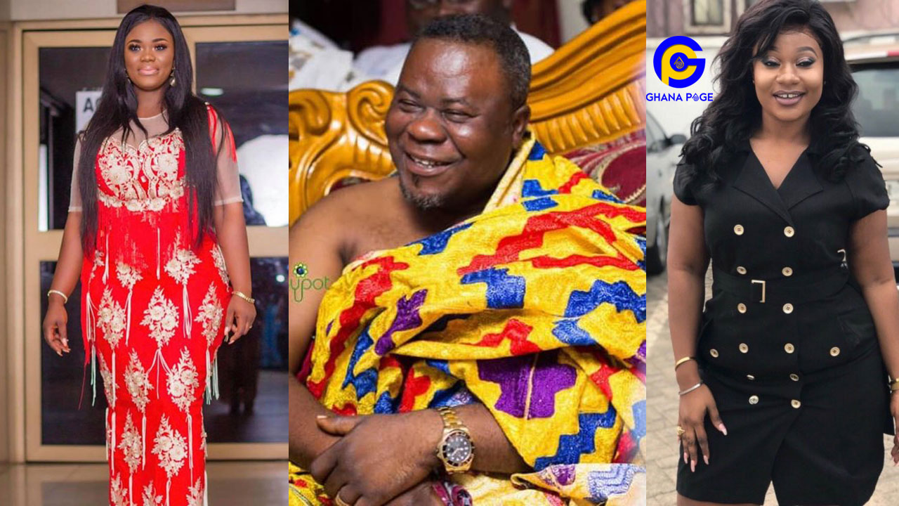 Akua GMB angrily snubs Dr. Kweku Oteng at an event for marrying 5th wife