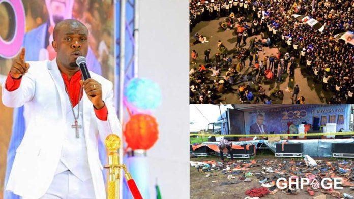 Twenty killed in Tanzanian church stampede