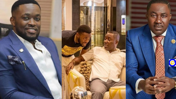 Despites-son,-Kennedy-Osei-set-to-marry-girlfriend-this-weekend-after-the-plane-proposal