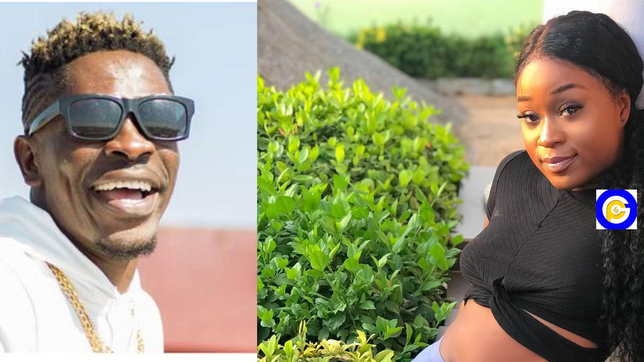 Efia Odo hit back at Shatta Wale over her 'Akosua Kuma' jab-Reveals the real size