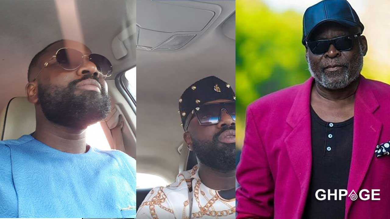 Sorry for raising my voice at you – Elikem Kumordzie tell Kofi Adjorlolo