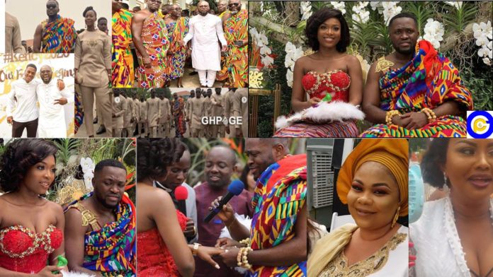 Full-list-of-Ghanaian-celebrities-who-turned-up-at-Kennedy-and-Tracy's-wedding-and-what-they-wore