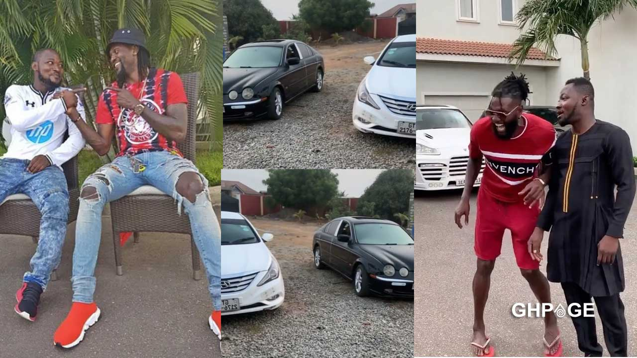 Funny Face to give out two cars to his fans
