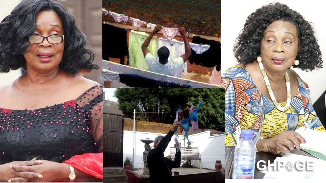Curses will befall any man who washes a lady's pants in the name of love – Maame Dokono