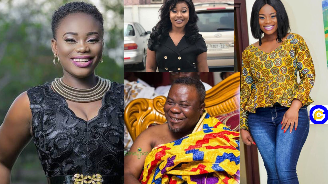 I'm still the queen – Akua Amoakowaa 'shades' Kwaku Oteng's 5th wife