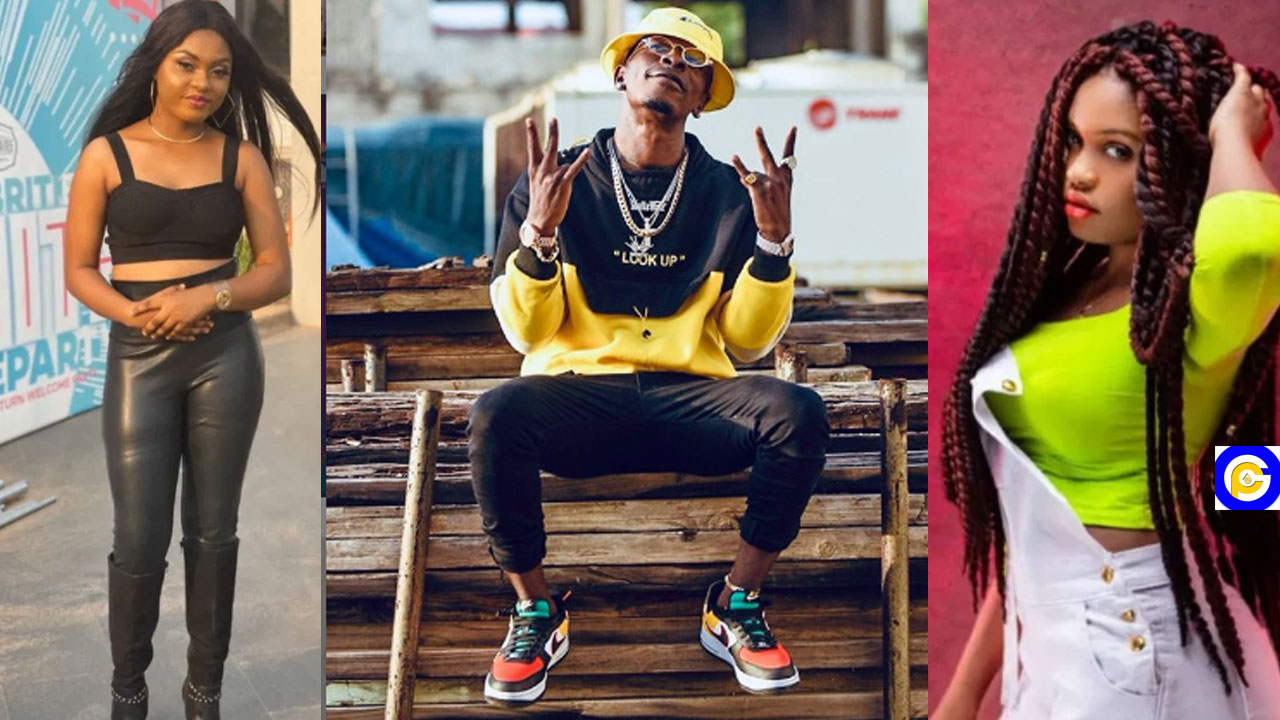 Kanea of Talented Kids Season III professes her undying love for Shatta Wale