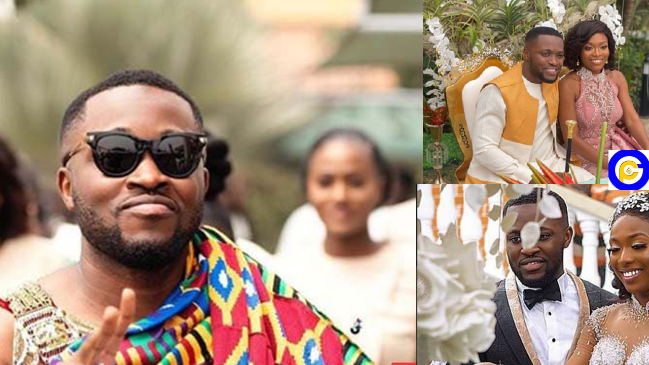 Kennedy used me and dumped me – alleged girlfriend of Kennedy Osei reveals secrets