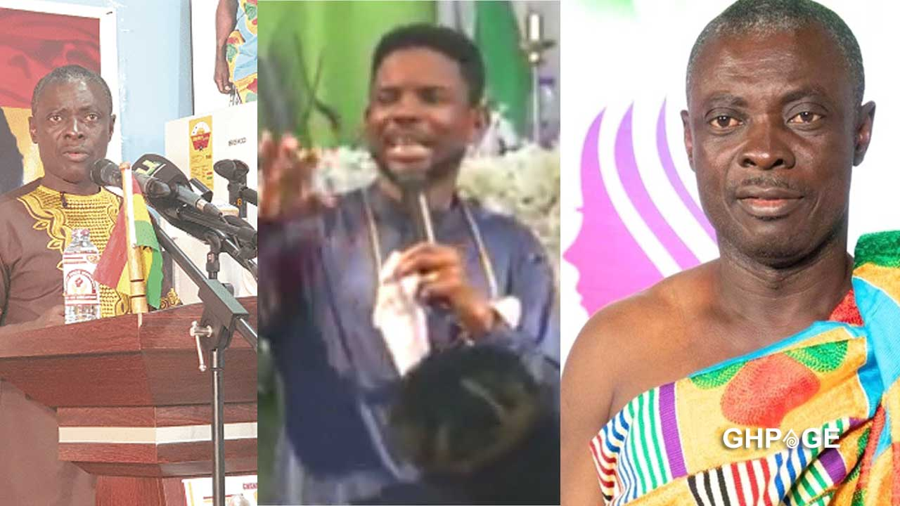 Osofo Kyiri Abosom is wasting his time and money – Jesus Ahoufe
