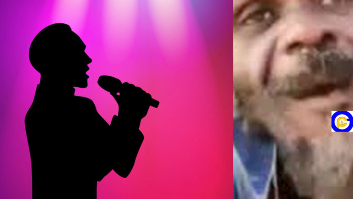 Mad-man-grabs-microphone-from-live-band-group;-delivers-powerful-performance