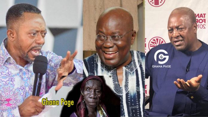 Owusu Bempah - Nana Addo - John Mahama