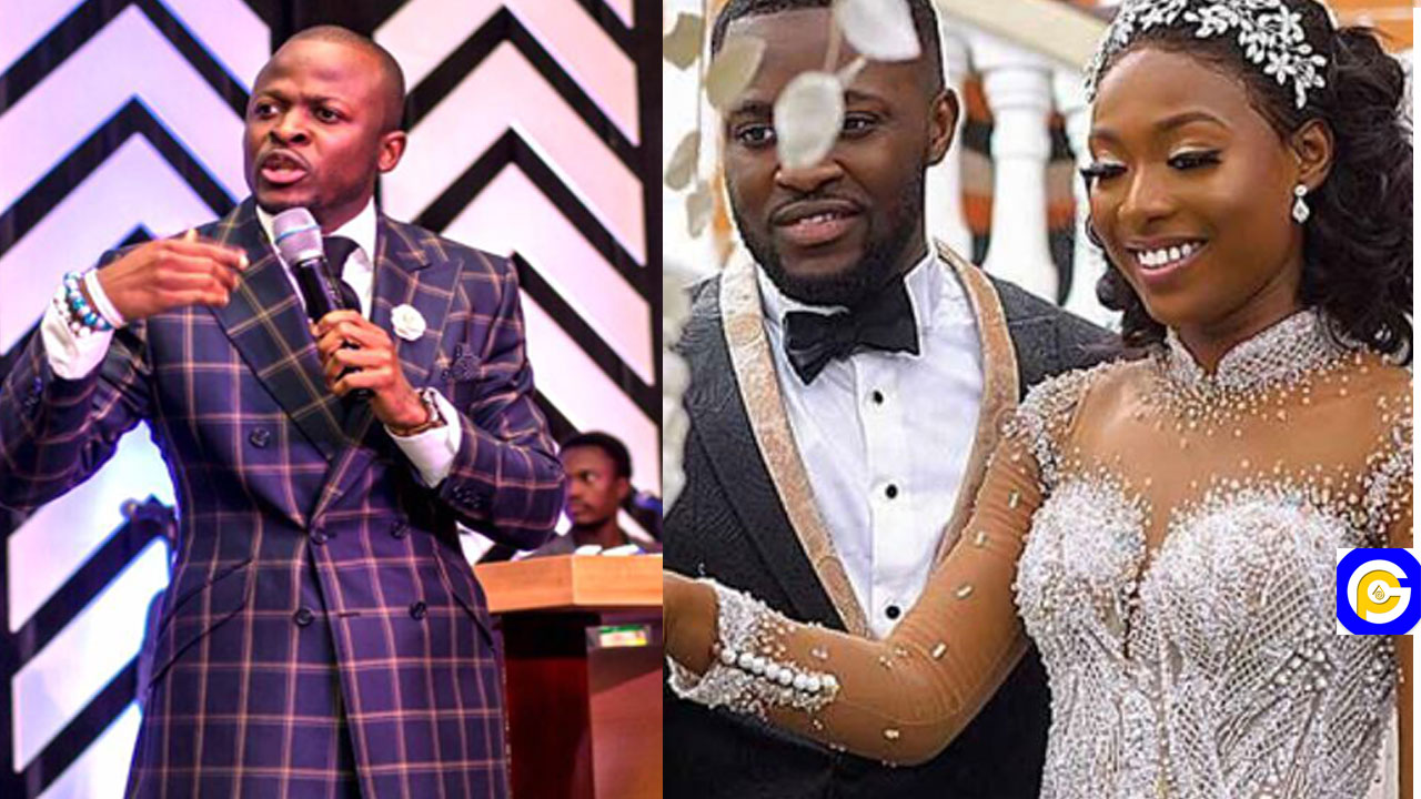 Twitter user exposes Prophet Daniel Amoateng on Tracey and Kennedy wedding prophecy