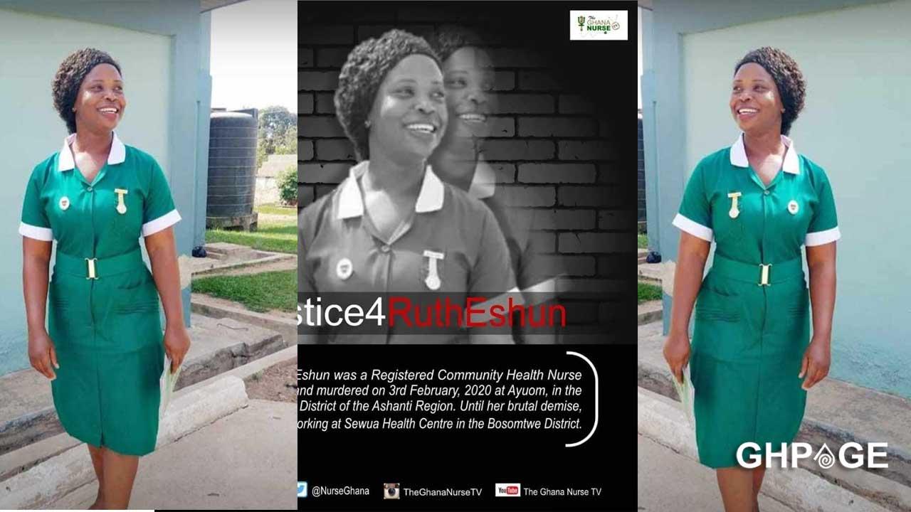 Nurse killed by suspected rapists in Kumasi