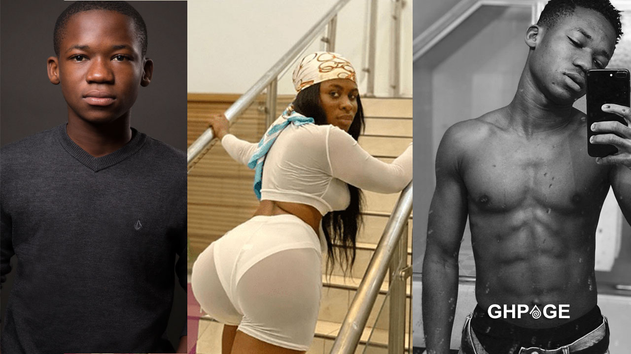 Abraham Atta ignored Yaa Jackson after she tried to catch his attention