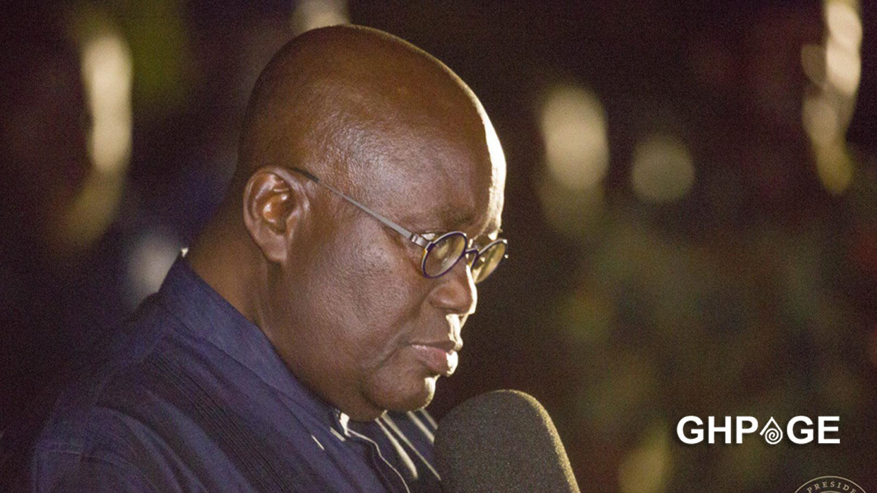 Greater Accra, Kasoa and Kumasi under lockdown for 2 weeks- Nana Addo