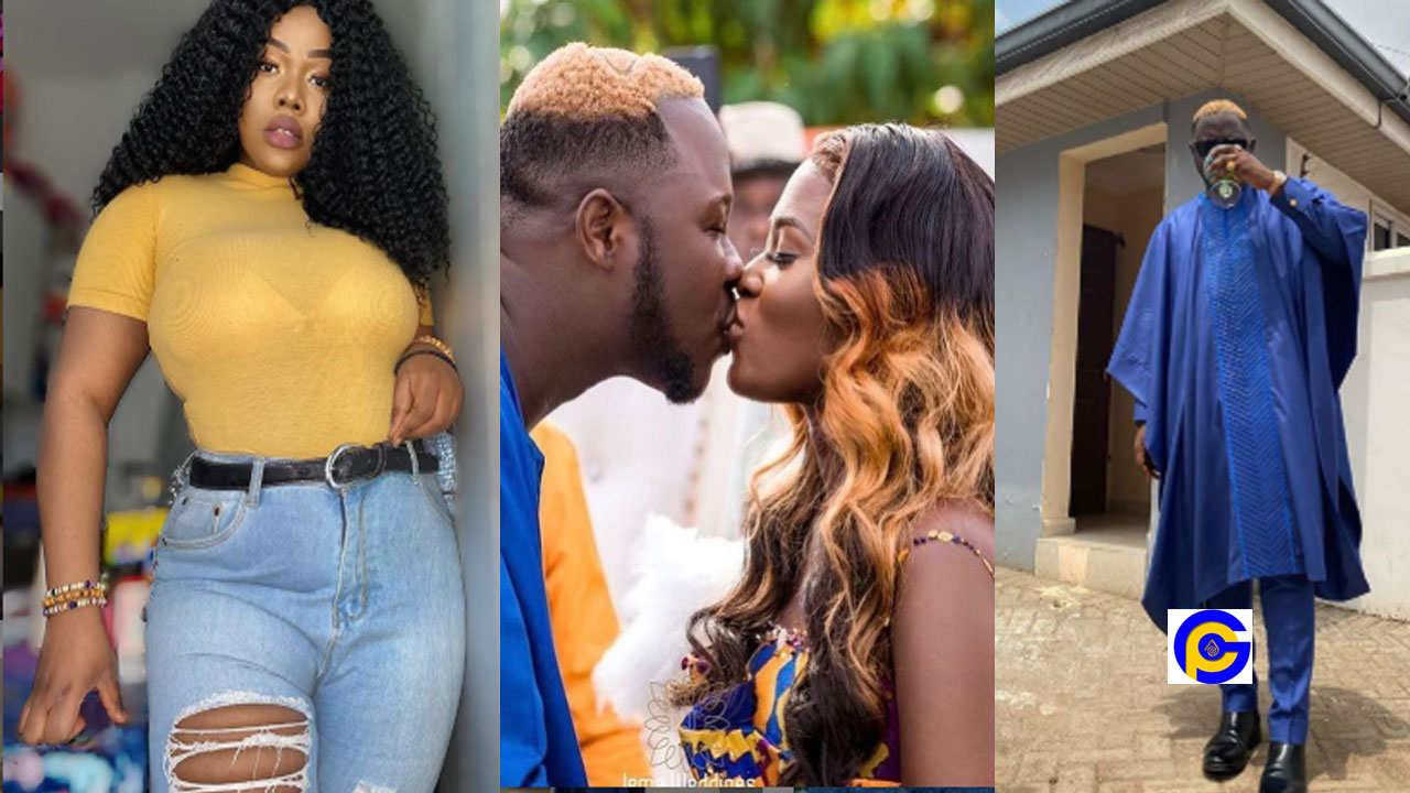 Alleged ex-girlfriend of Medikal breaks silence amid his traditional wedding with Fella Makafui