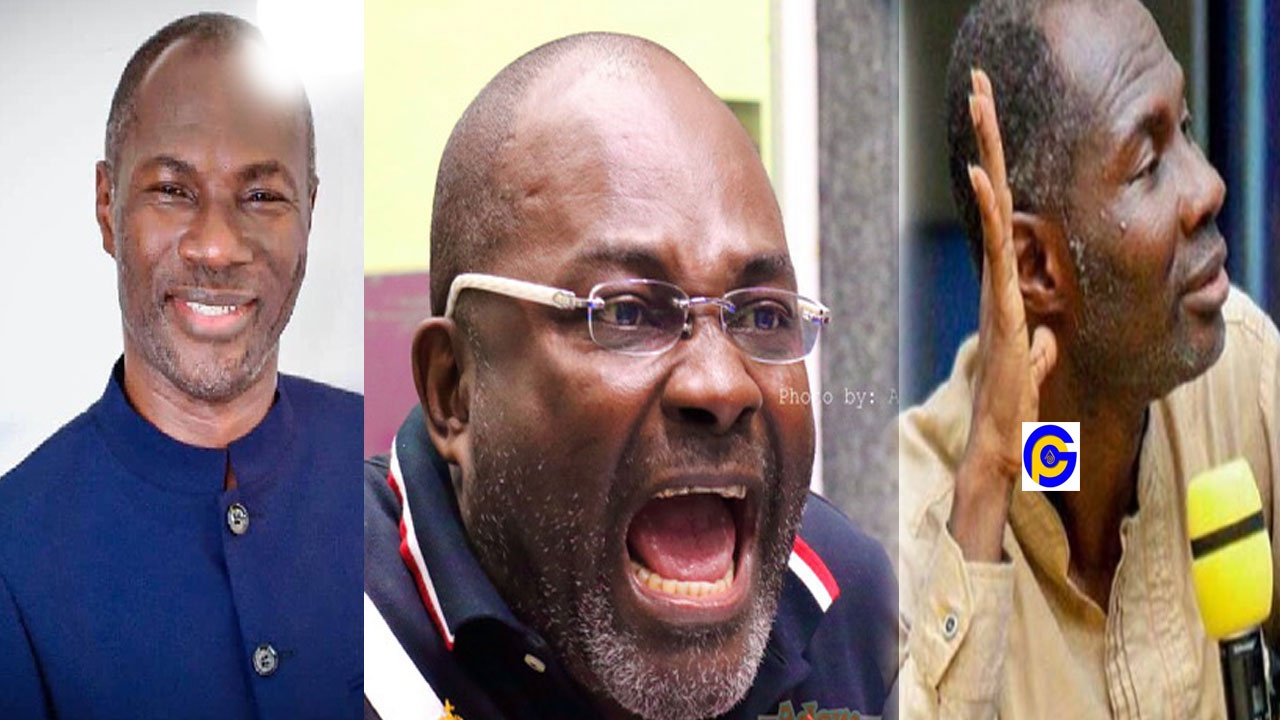 Badu Kobi slept with a woman, and she died – Kennedy Agyapong 'exposes'