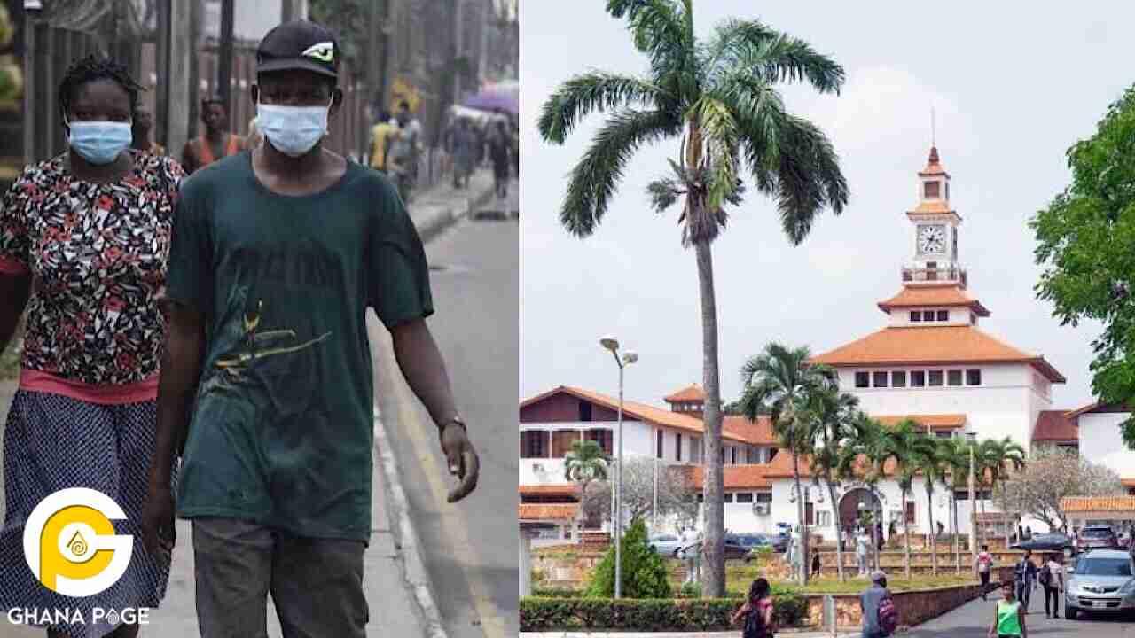 Students panic as University of Ghana confirms it's first Coronavirus case