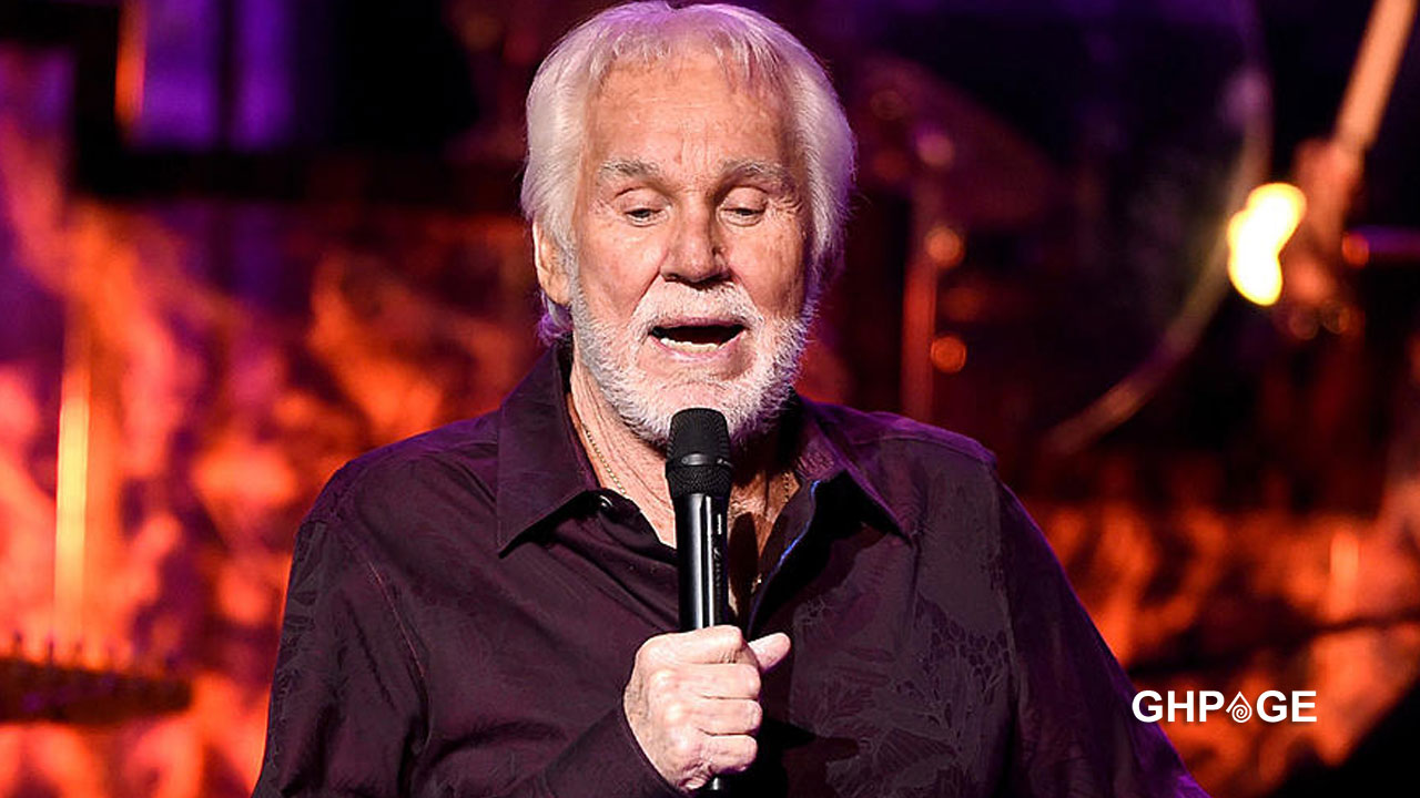 Country music legend, Kenny Rogers dead, aged 81