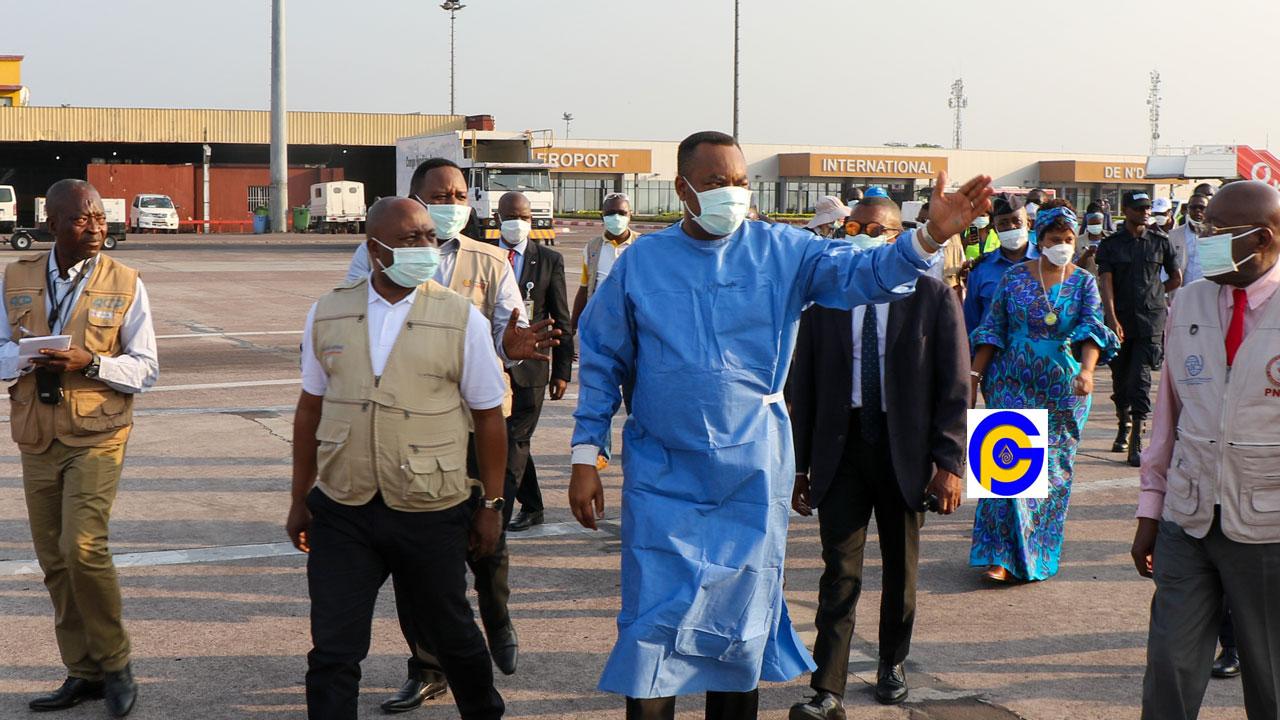 DR Congo record its first Coronavirus case