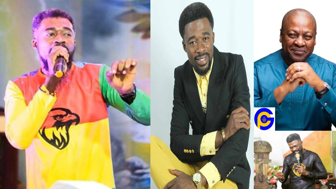 Mahama's absence at the 63rd Independence saved Ghana the bloody day – Eagle Prophet