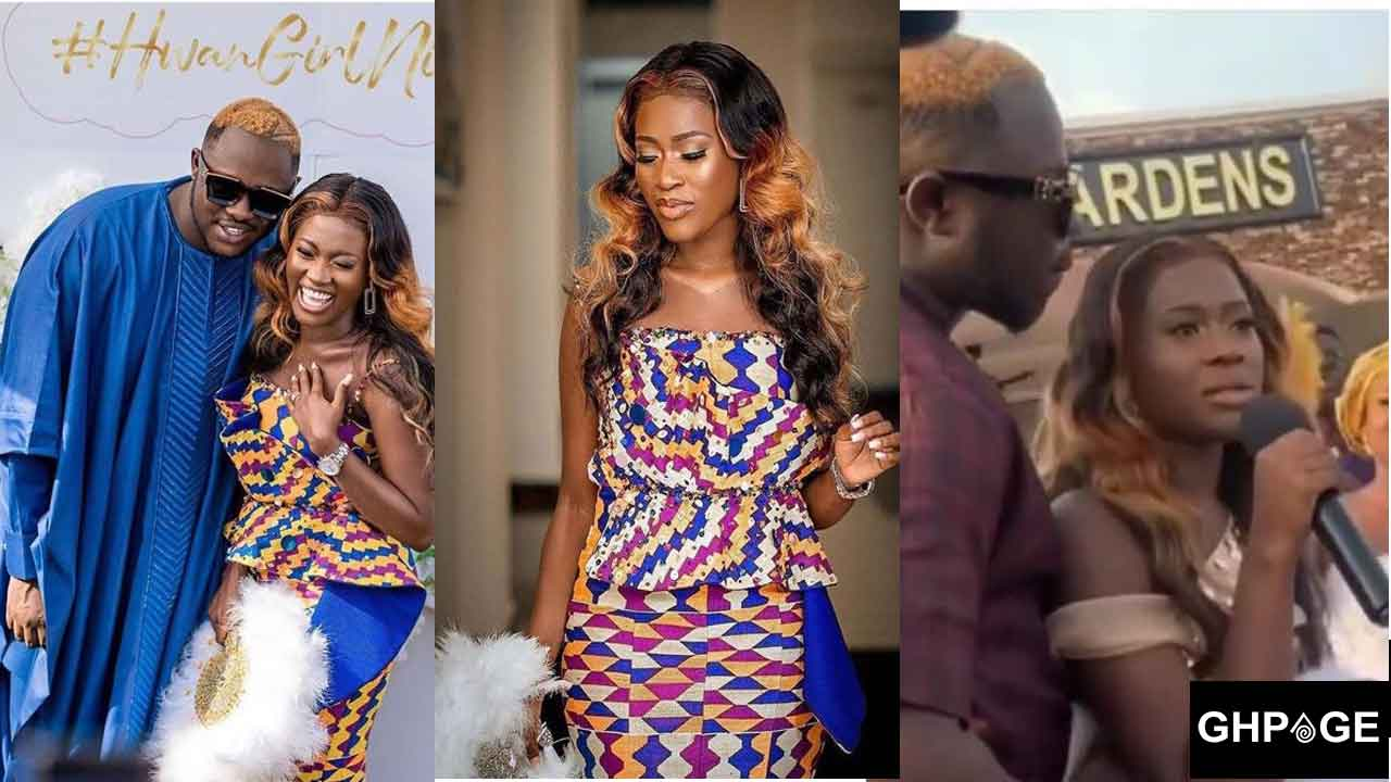 Fella Makafui speaks after collapsing at her engagement ceremony
