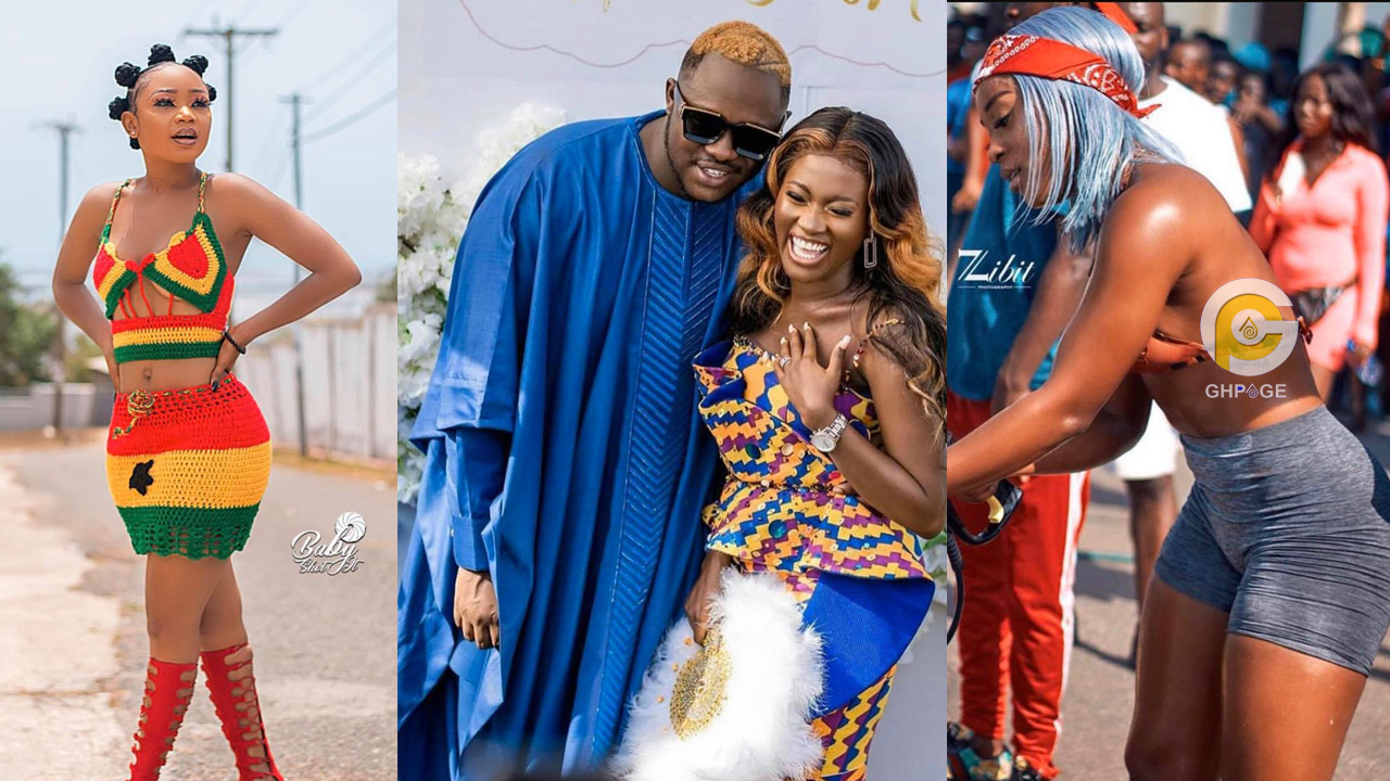 Medikal was forced to marry Fella Makafui after he got her pregnant-Akuapem Poloo and Efia Odo claim