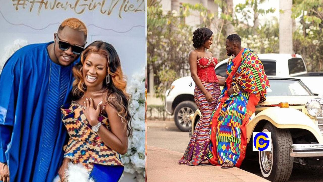 Kency2020 made Medikal and Fella's wedding look like a PTA meeting – Social media users
