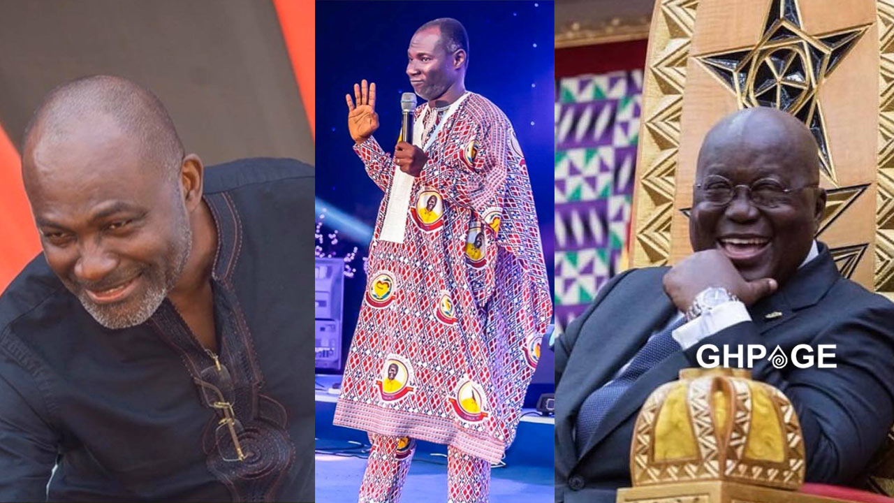 Badu Kobi sends emissaries to beg Kennedy Agyapong forgiveness