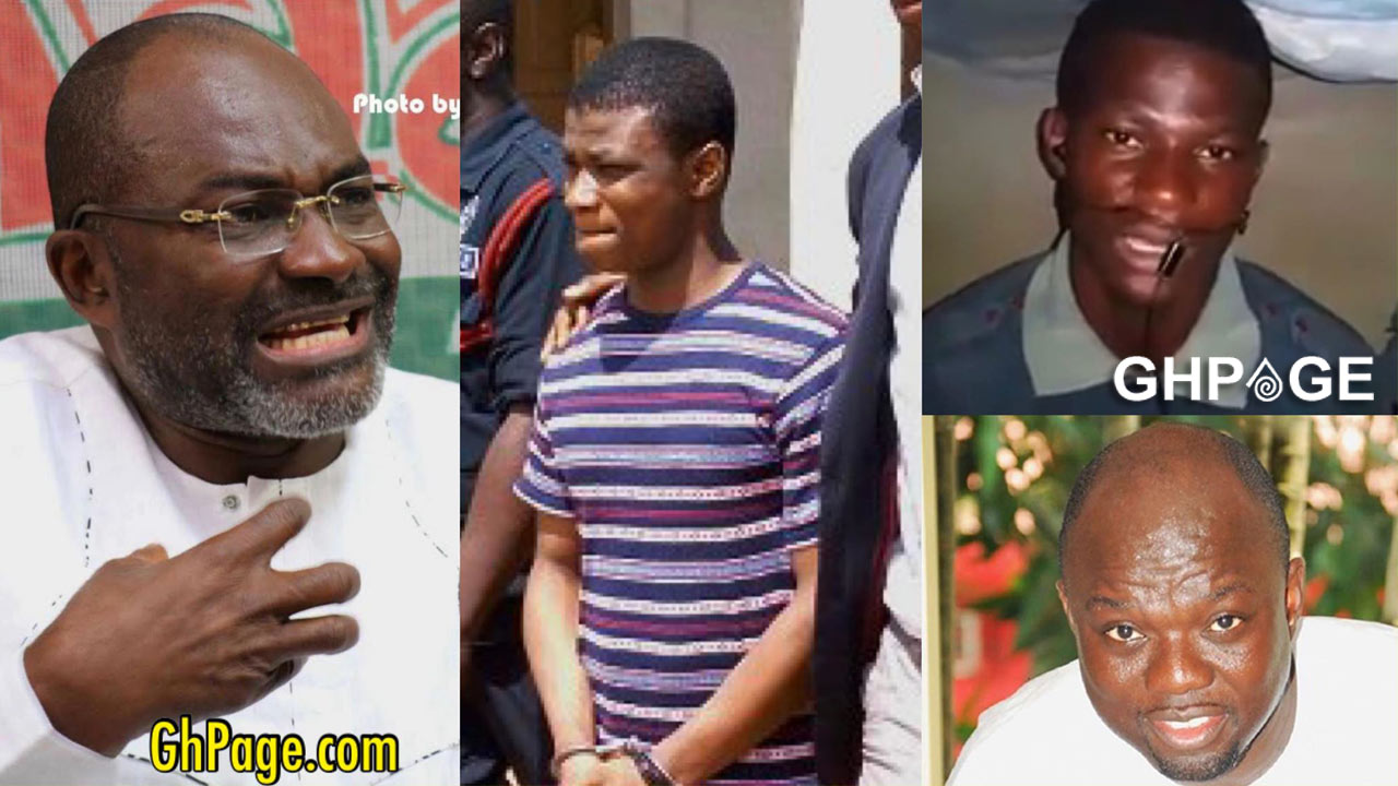 Killer of Hon. JB Danquah finally confesses – Exposes people who sent him