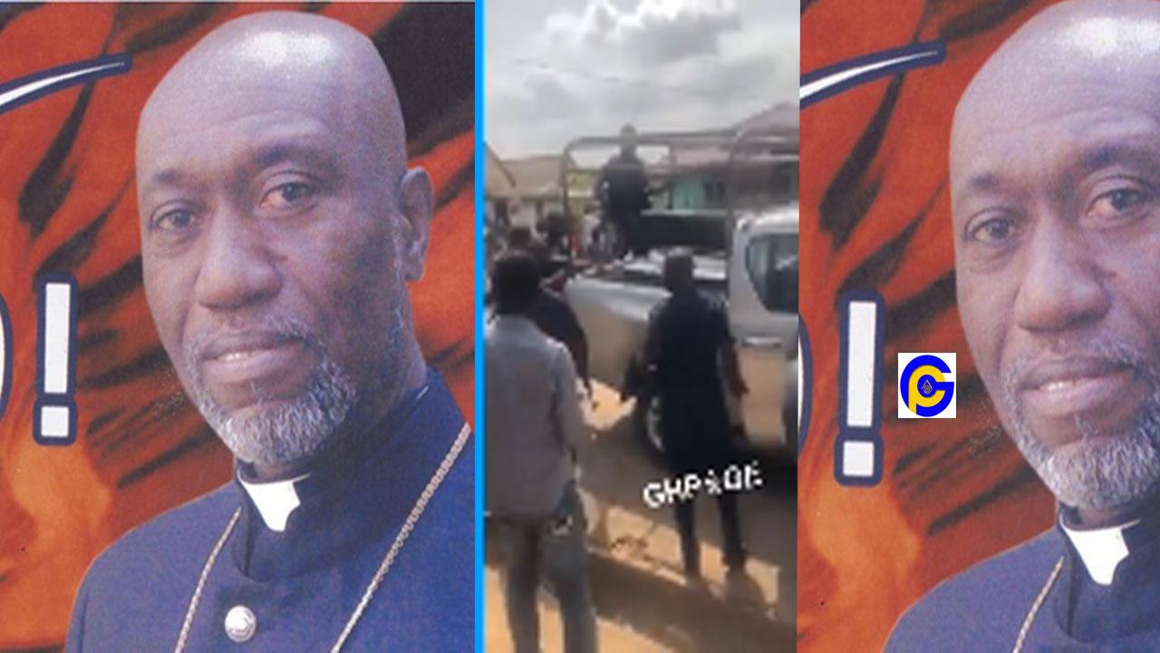 Kumasi pastor arrested for opening church despite Akufo-Addo's Covid-19 ban