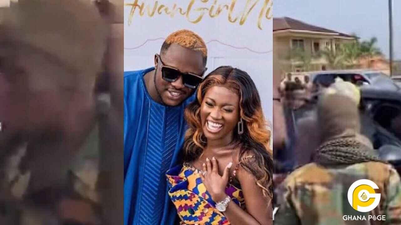 Military men who acted as escorts at Medikal-Fella Makafui wedding arrested