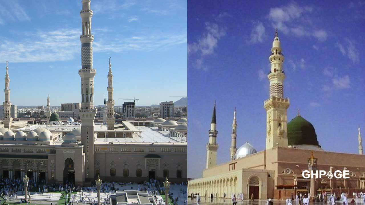 Coronavirus: Prophet Muhammad's mosque closed for the first time in 1,400 years