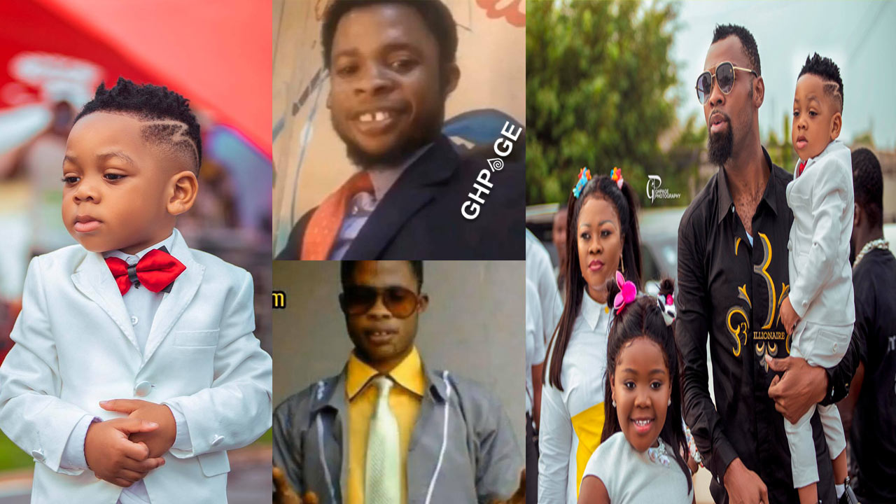 Obofour reacts to burying women and killing 2 children allegations