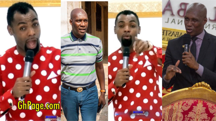 Rev. Obofour fires Prophet Oduro