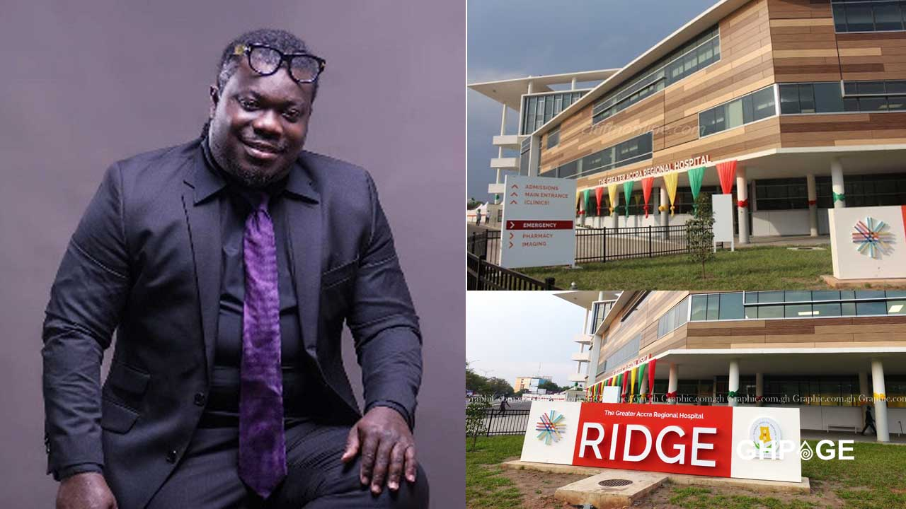 Ridge nurse exposes how Obour's father infected staff and patients with coronavirus