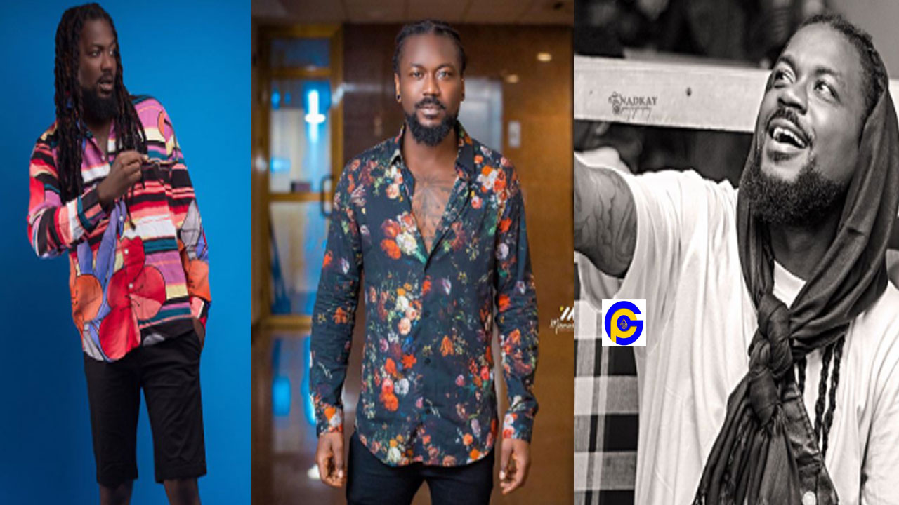 I made Stonebwoy, Kofi Kinaata, Kaakie & Mugeez stars in the music industry – Samini