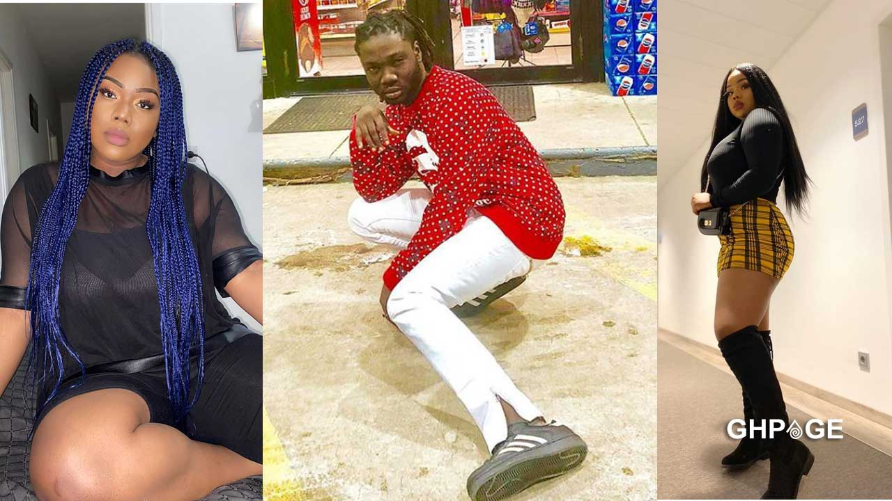 Alleged ex-girlfriend of Medikal was just a friend and nothing more – Showboy reveals