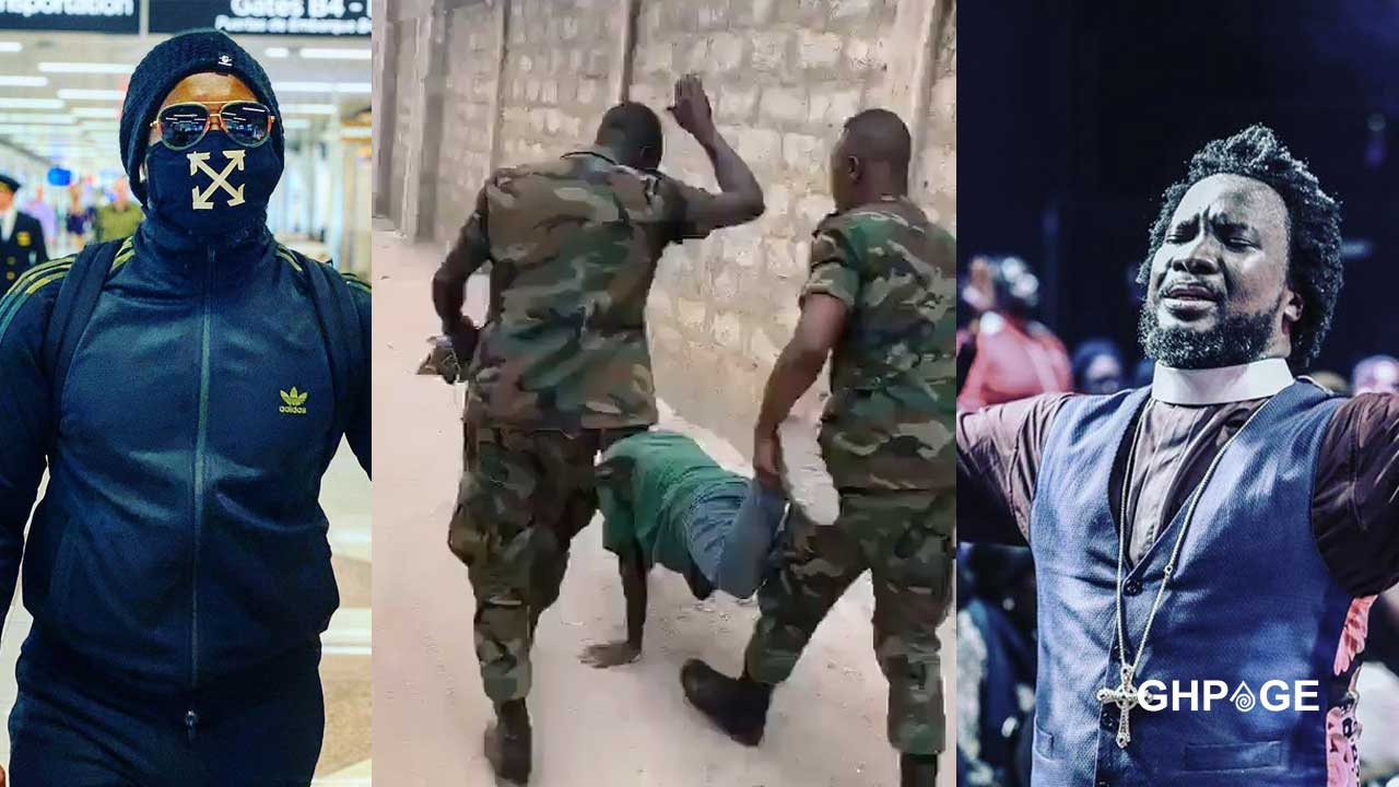 Sonnie Badu descends heavily on the Police and military for abusing people in the name of lockdown