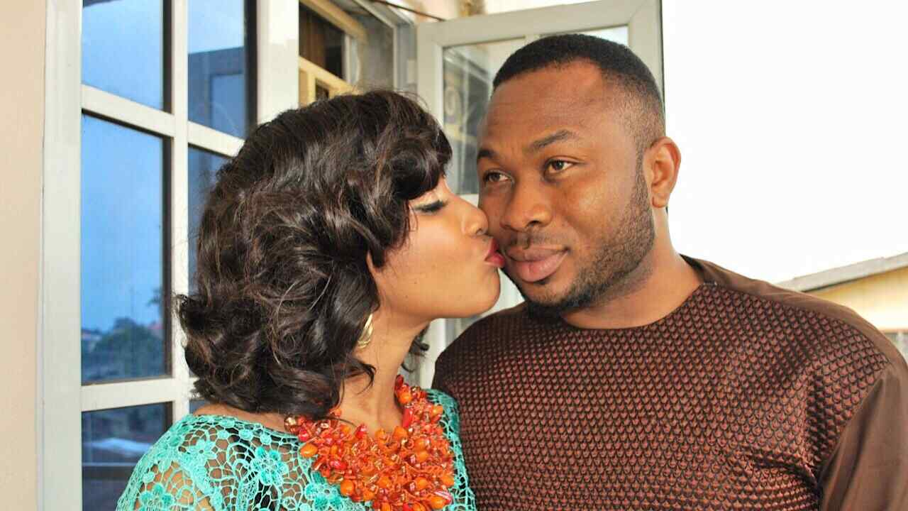 The true reason why I left my husband is because I found out that he is bisexual- Tonto Dikeh