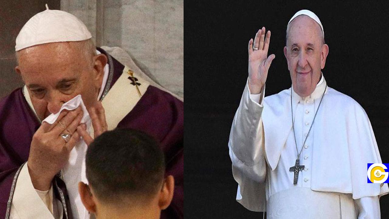 Update: Sick Pope Francis tests negative for Coronavirus