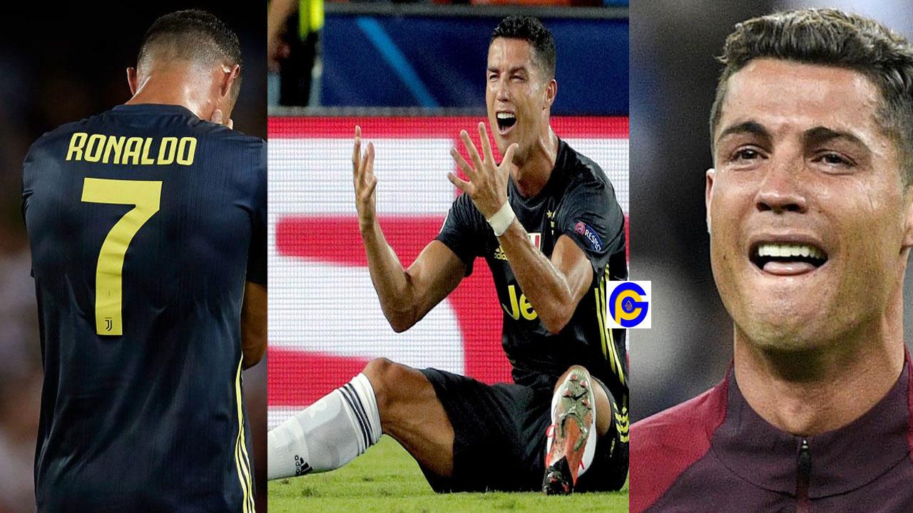Coronavirus: Cristiano Ronaldo reportedly quarantined after teammate Daniele Rugani tested positive