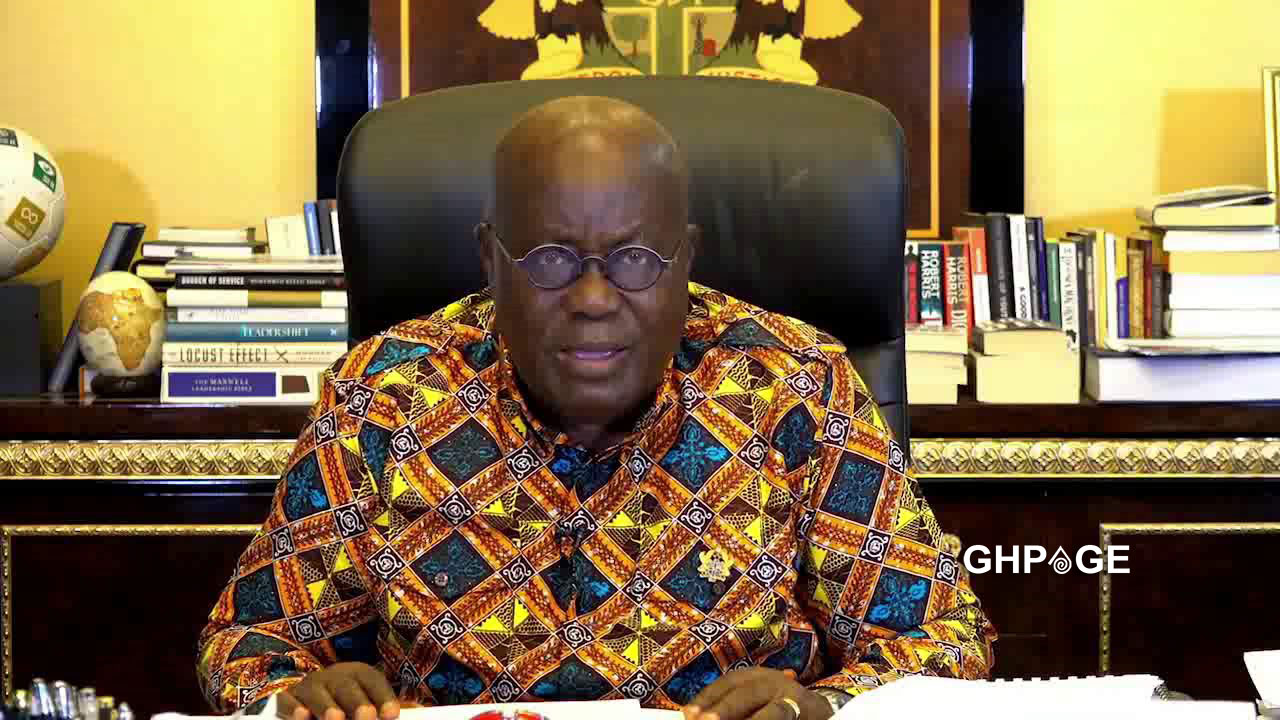 COVID-19: Akufo-Addo lifts ban on public gatherings with conditions