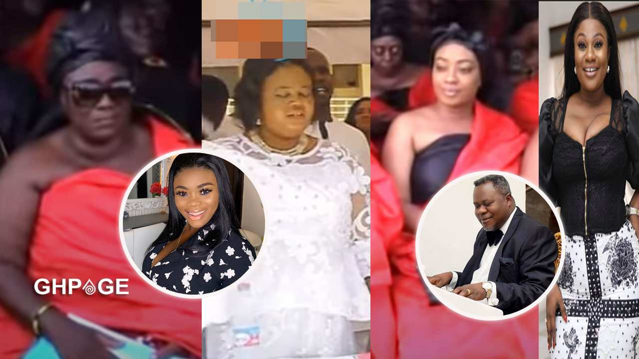 Finally, here are the pictures and videos of all the 5 wives of Dr. Kwaku Oteng