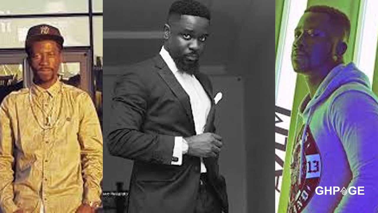 Asem throws shots at Sarkodie in a new freestyle