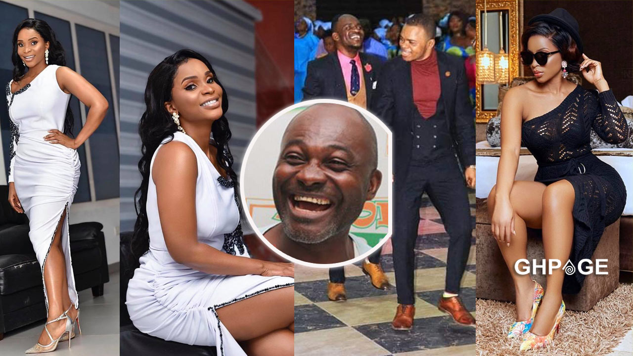 Benedicta Gafah speaks after Kennedy Agyapong exposed her secret affair with Obinim
