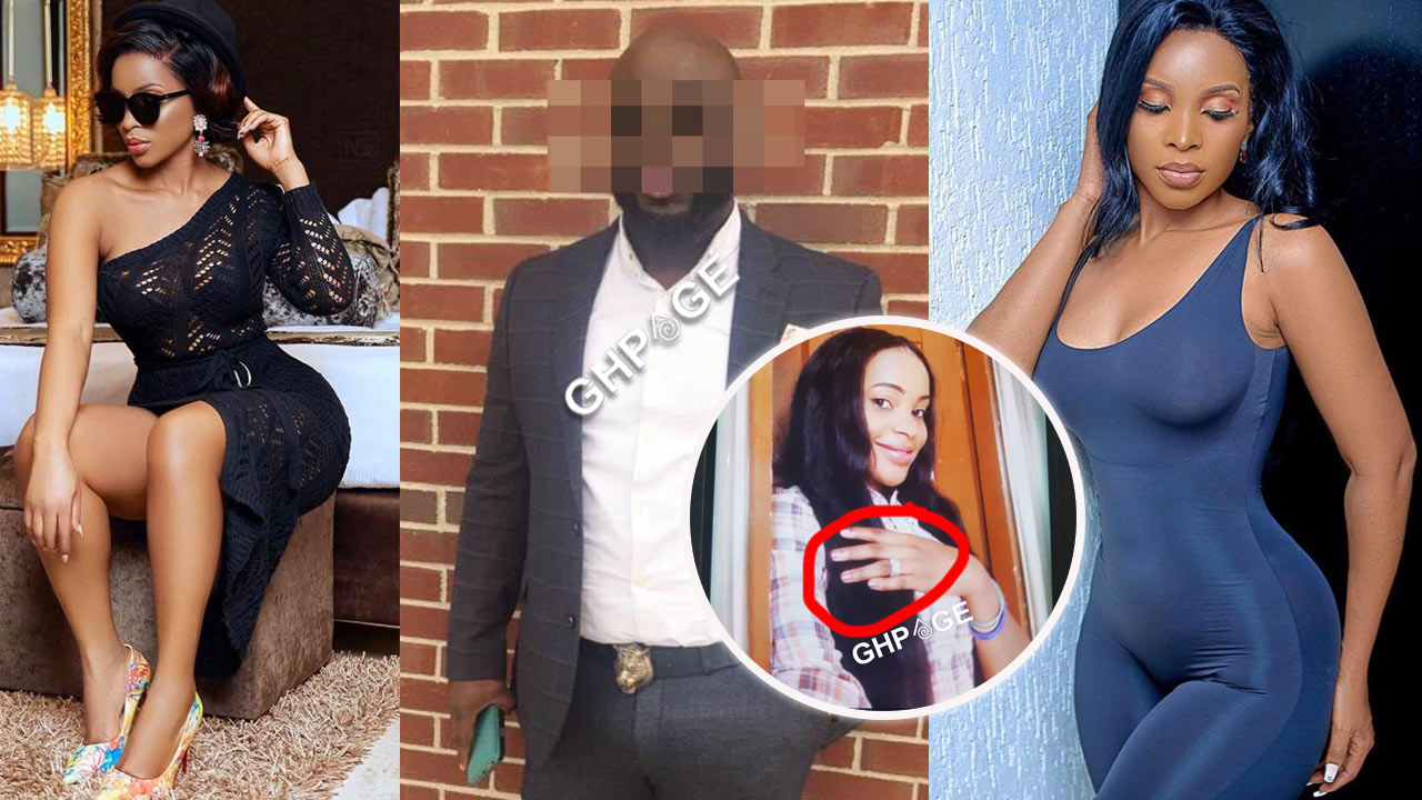 Benedicta Gafah is demanding GH¢30k before she signs the divorce papers-Estranged husband