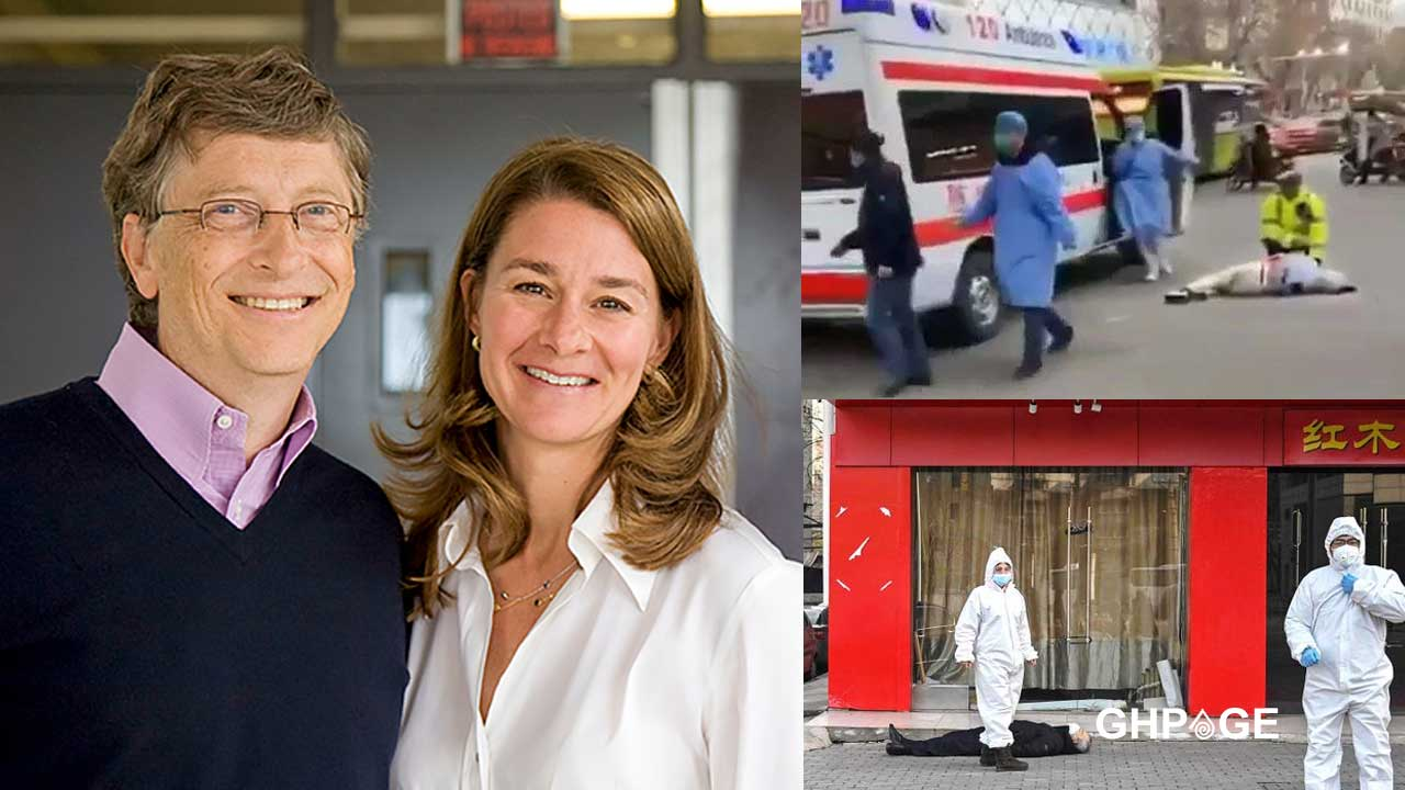 COVID-19: Streets of African countries would soon be filled with dead bodies – wife of Bill Gates