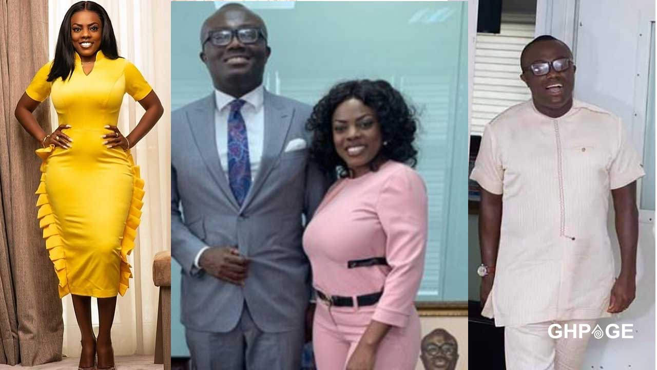 I'm sweating like a pregnant fish – Nana Aba Anamoah after Bola Ray 'fired' her