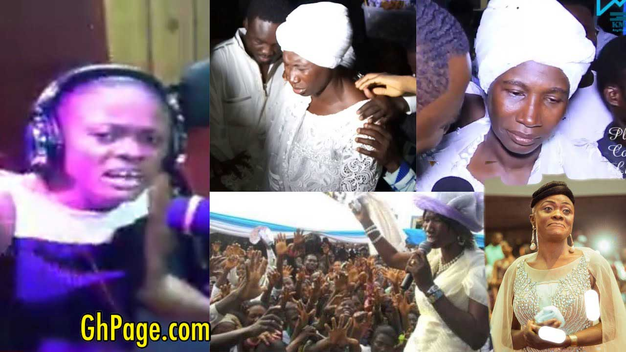 Cecilia Marfo must stop spitting into people's mouth in the name of a miracle – Diana Asamoah